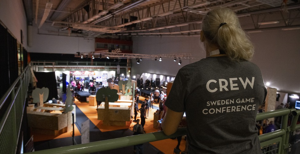 Bilder från Sweden Game Conference  2019