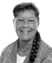 Photo of Ingrid Dahlén