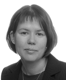 Photo of Katrin Dannberg