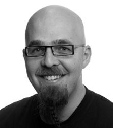 Photo of Henrik Engström