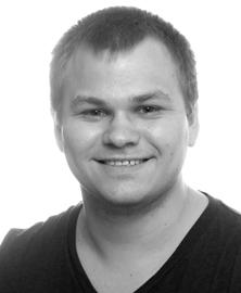 Photo of Patrik Gustavsson