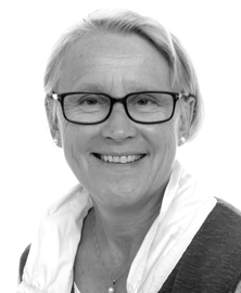 Photo of Inga-Lill Johansson