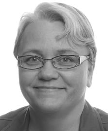 Photo of Birgitta Lindström