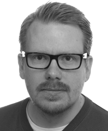 Photo of Erik Bergström