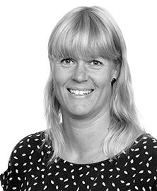 Photo of Sara Sjöström