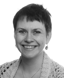 Lotten Svensson.