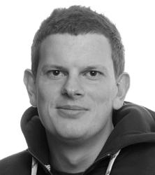 Photo of Henrik Svensson